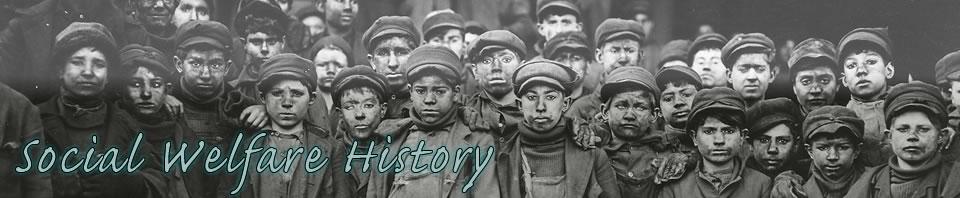 Social Welfare History